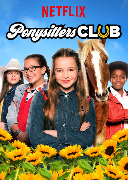 Ponysitters Club on Netflix Canada