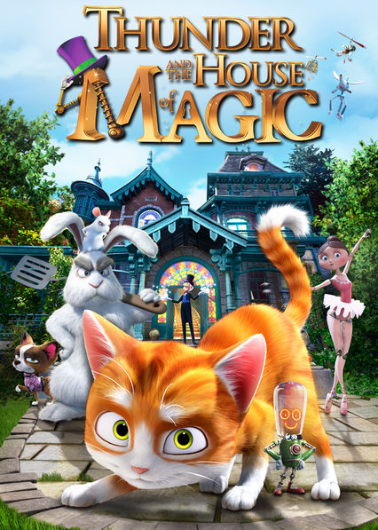 Thunder and the House Of Magic on Netflix Canada