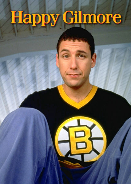 is happy gilmore available to watch on canadian netflix new on