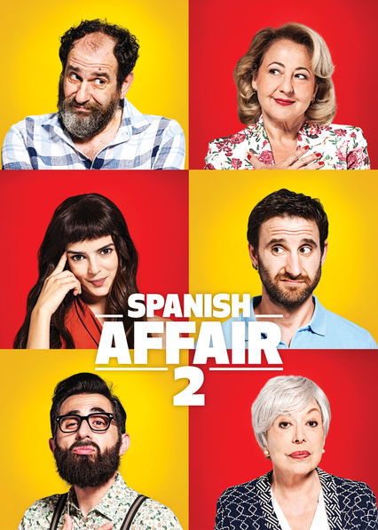 Spanish Affair 2 on Netflix Canada