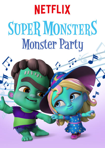 Super Monsters Monster Party on Netflix Canada