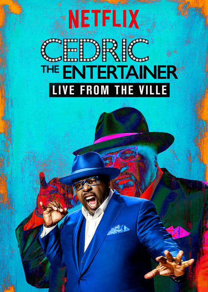 Cedric the Entertainer: Live from the Ville on Netflix Canada
