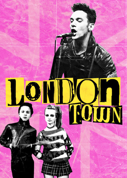 London Town on Netflix Canada