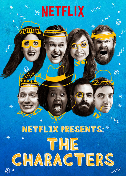 Netflix Presents: The Characters on Netflix Canada