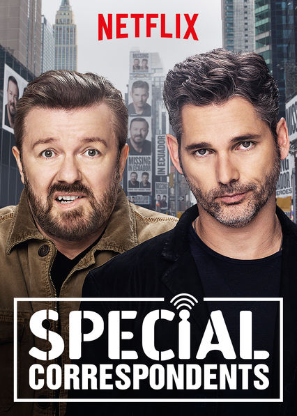 Special Correspondents on Netflix Canada