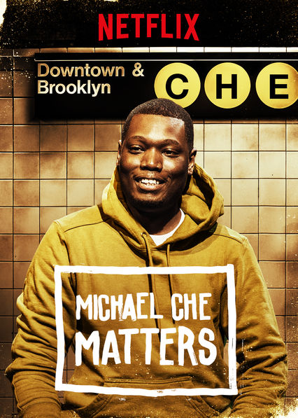 Michael Che Matters on Netflix Canada