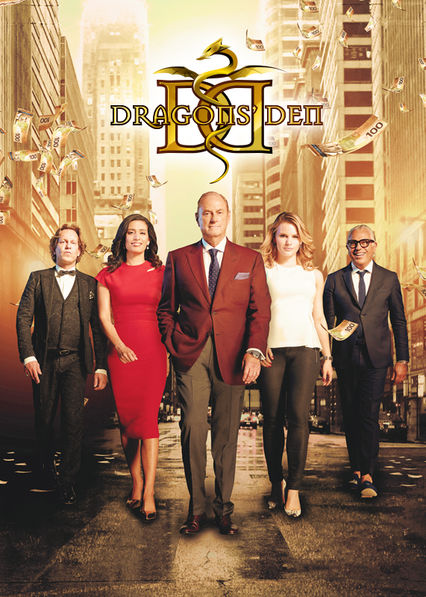 Dragons' Den on Netflix Canada