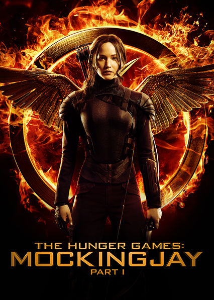 The Hunger Games: Mockingjay - Part 1 on Netflix Canada