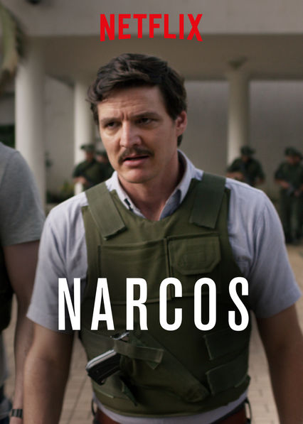 Narcos on Netflix Canada