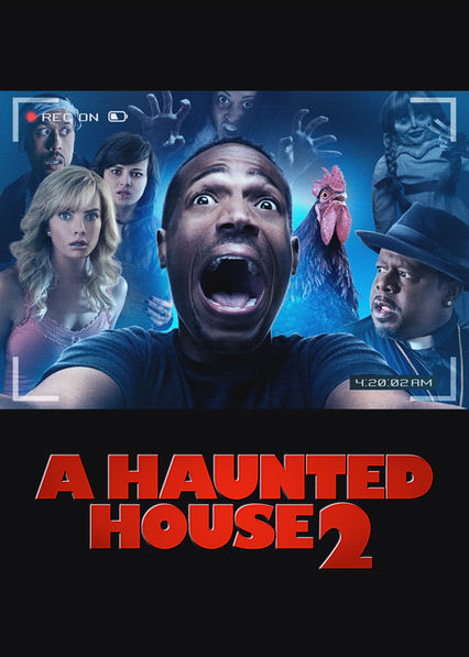 A Haunted House 2 on Netflix Canada