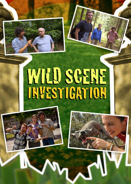 Wild Scene Investigation on Netflix Canada
