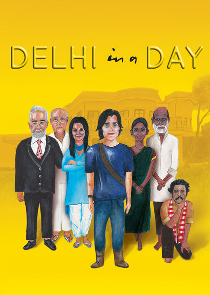 Delhi in a Day on Netflix Canada