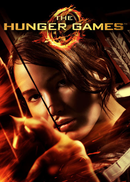 The Hunger Games on Netflix Canada