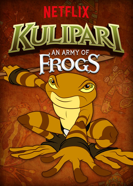 Kulipari: An Army of Frogs on Netflix Canada