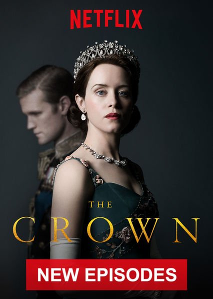The Crown on Netflix Canada