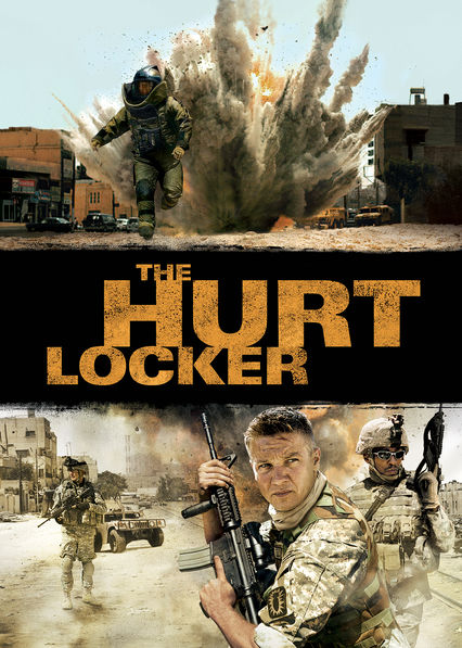 The Hurt Locker on Netflix Canada