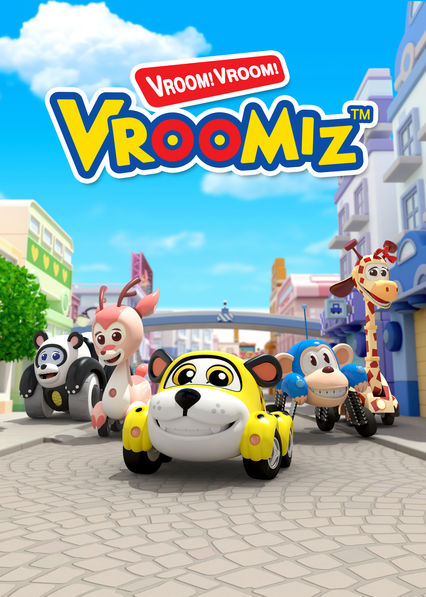 Is 'Vroomiz' available to watch on Canadian Netflix? - New ...Korean Toddler Show