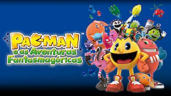 Pac-Man e as Aventuras Fantasmagóricas (2014)