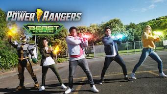 Power Rangers Beast Morphers (2019)