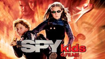 Spy Kids - O Filme (2001)