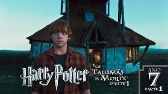 Harry Potter e as Relíquias da Morte (2010)