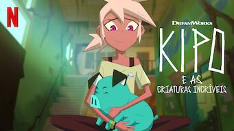 Kipo e as Criaturas Incríveis (2020)