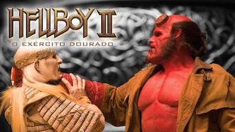 Hellboy - O exército dourado (2008)