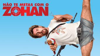 Zohan – O Agente Bom de Corte (2008)
