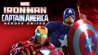 Iron Man & Captain America: Heroes United (2014)