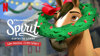 Spirit: Espírito Livre: Um Natal com Spirit (2019)
