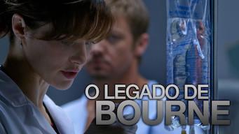 O Legado de Bourne (2012)
