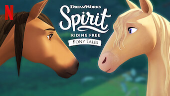 Spirit Riding Free: Pony Tales (2019)