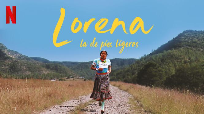Lorena, la de pies ligeros