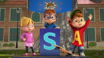 ALVINNN!!! And the Chipmunks: Season 1: Albrittina / Simon for President