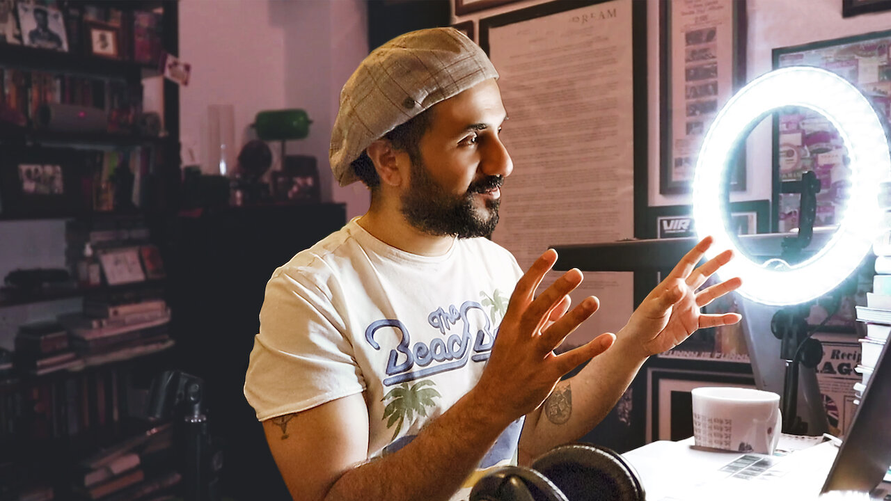 Vir Das Outside In The Lockdown Special Site Oficial Netflix