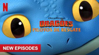 Dragões - Equipe de Resgate (2020)