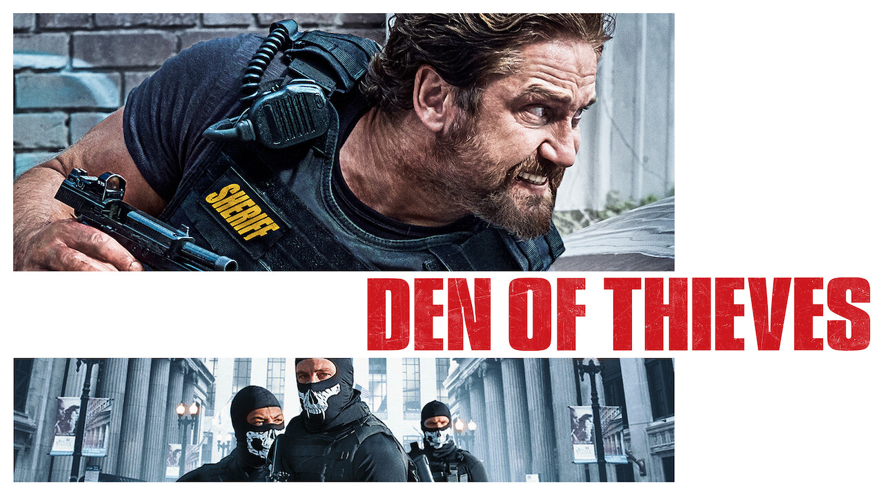 Den of Thieves on Netflix Canada