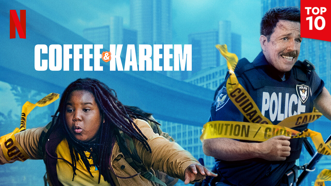 Coffee & Kareem on Netflix Canada
