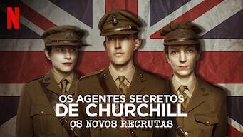 Os Agentes Secretos de Churchill: Novos Recrutas (2018)