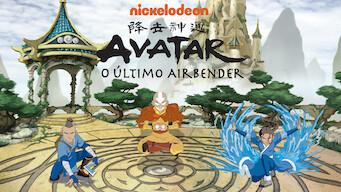 Avatar - A lenda de Aang (2007)