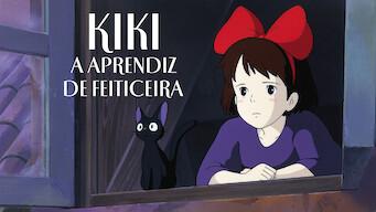 Kiki, A Aprendiz de Feiticeira (1989)