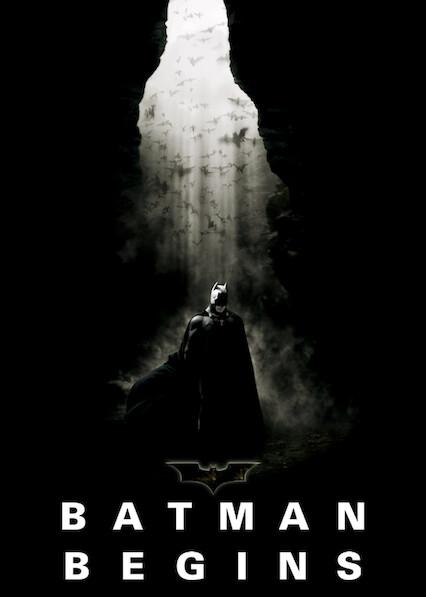 Batman Begins on Netflix Canada