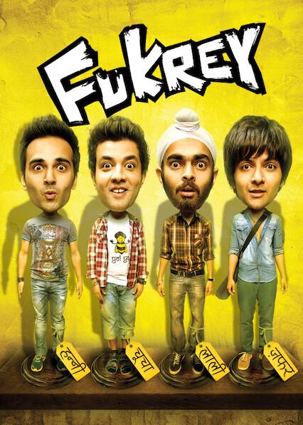 Fukrey on Netflix Canada