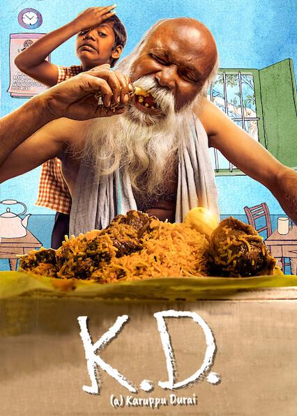 KD (A) Karuppudurai on Netflix Canada