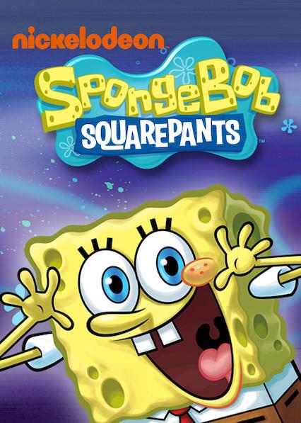 SpongeBob SquarePants on Netflix Canada