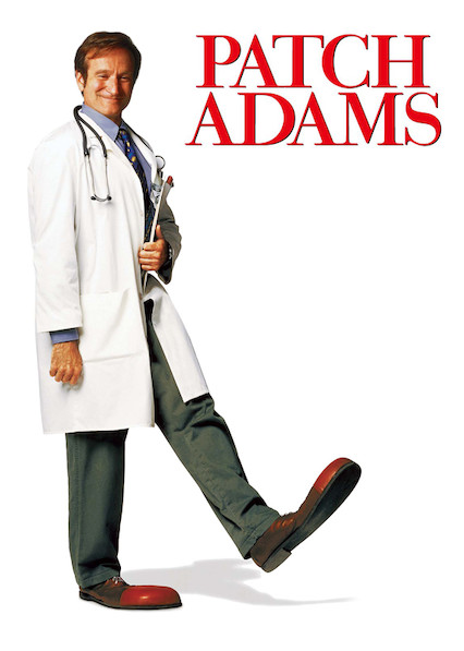 Patch Adams on Netflix Canada