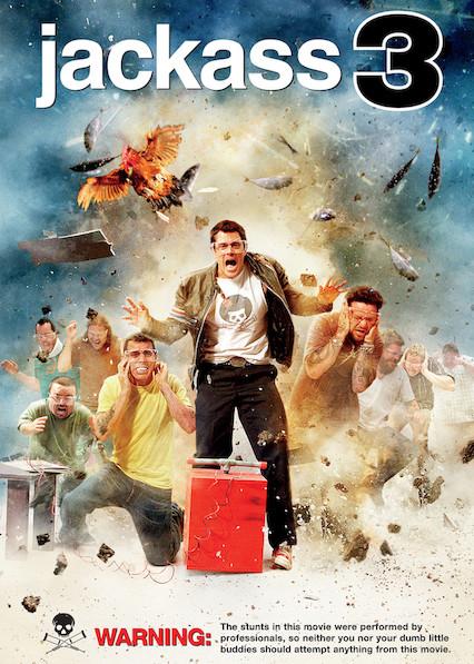 Jackass 3 on Netflix Canada