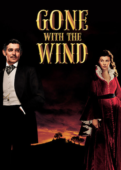 Gone with the Wind on Netflix Canada