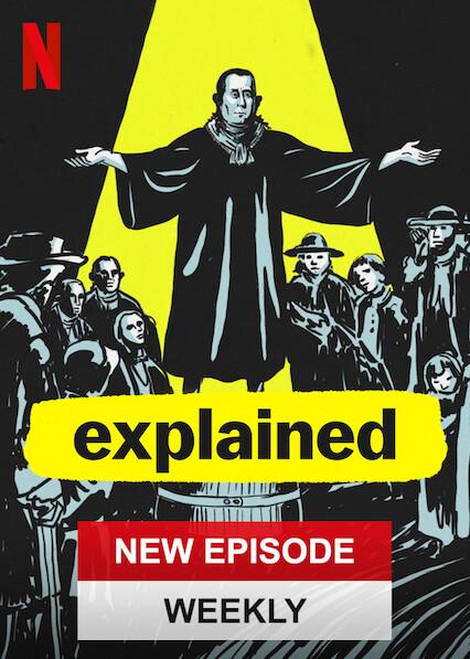 Explained on Netflix Canada