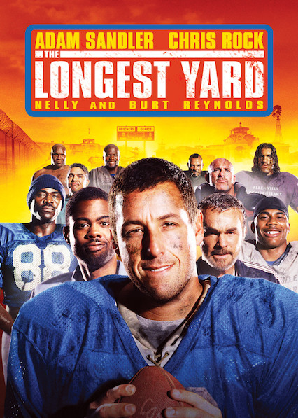 The Longest Yard on Netflix Canada